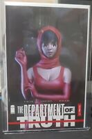 Department of Truth #5 Will Jack Exclusive Variant. Sold out. Ready to ship! NM