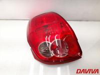 2008 Toyota Auris 1.4 Petrol Rear Right Rear Tail Light 81551-02370-00