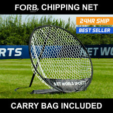 FORB Golf Chipping Net | 60cm Golf Chipping Basket | Golf Chipping Training Aid