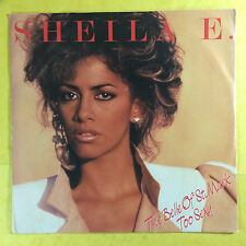 Sheila E - The Belle Of St. Mark / Too Sexy - Warner Brothers W9180T Ex A1/B1