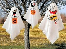 3 Ghost Hanging Decorations Halloween Party Decorations Scary Supplies