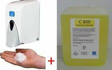 Schaumseifenspender, Seifenspender 500 ml + Schaumseife, Seife 5 Liter