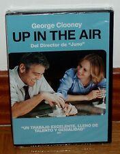 UP IN THE AIR - DVD - NUEVO - PRECINTADO - DRAMA - ROMANTICO - DESCATALOGADO
