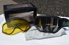 2014 Nib Ashbury Kaleidoscope Snow Goggles $110 black chris grenier snowboard
