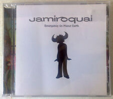 "JAMIROQUAI ""Emergency on Planet Earth"" CD album 1993 1990s Pop"