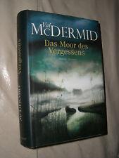 Val McDermid: Das Moor des Vergessens (Gebundene Ausgabe)