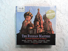 The Russian Masters Of Great Emotions in Music - 10 CD Box Set - Import