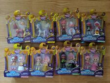 SHOPKINS Happy Places Complete SET OF 8 ROYAL TRENDS Knight Pony Doll Huge Lot
