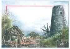 "GAME OF THRONES SEASON 3 ""SKETCH CARD BY MICK AND MATT GLEBE"""