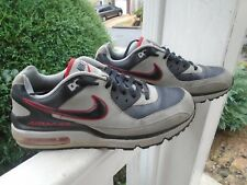 Mens Nike Air Max multi color leather running shoes sz 12