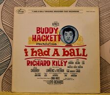 BUDDY HACKETT - I Had A Ball [Cast Recording] [Vinyl LP,1964] USA OCM 2210 *EXC