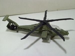 MAISTO US ARMY RAH-66 COMANCHE DIE CAST HELICOPTER MILITARY
