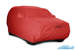 Coverking Red Triguard Tailored Car Cover for Toyota 4Runner - Made to Order