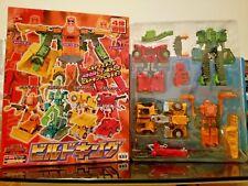 NEW Takara Transformers RID Car Robots 2000 Build King C-022 Landfill Open Box