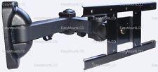 """EZM Full-Motion 26""""-37"""" LCD/LED/Plasma TV Wall Mount w / Max VESA 200x100 mm"""