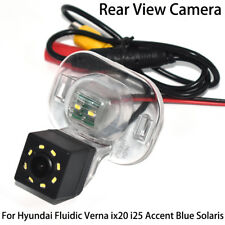 Car Rear View Reverse Camera for Hyundai Fluidic Verna Ix20 I25 Accent Solaris