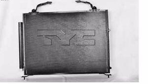 TYC 3182 A/C Condenser Assy for Honda Pilot 2003-2008 Models