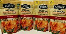 (4) The Spice Hunter ORIGINAL Turkey Brine & Bag