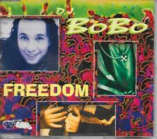 DJ BOBO - Freedom CDM 4TR Eurodance 1995 (EAMS) Germany