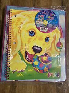Lisa Frank Birthday Celebration Binder Folder Notebook Bundle Lot