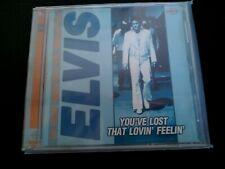 RARE ELVIS PRESLEY CD - YOU'VE LOST THAT LOVIN' FEELIN' - AUDIONICS