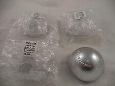 American Racing Silver Custom Wheel Center Cap Caps Set 4, #1242100007 NEW!