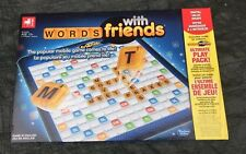 Words With Friends Board Game Hasbro Gaming