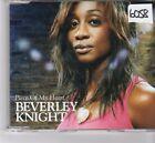 (FR773) Beverley Knight, Piece Of My Heart - 2006 DJ CD