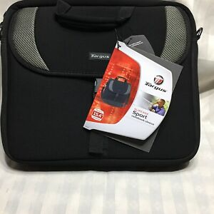 Targus Slipcase Sport Notebook Sleeve Carrying Case Neoprene NWT Office School