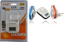 Caricabatterie Universale Per Batterie Cellulari Smartphone Lcd Linq Li-T500u