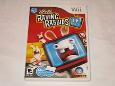 Rayman Raving Rabbids TV Party (Wii, 2008) **COMPLETE**