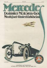 Mercedes Daimler Motoren Gesellschaft Stuttgart Untertürkheim Motor Original 333