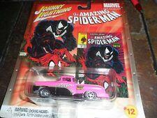 MARVEL AMAZING SPIDERMAN #316 KOPPER KART DIECAST CAR JOHNNY LIGHTNING SERIES#12