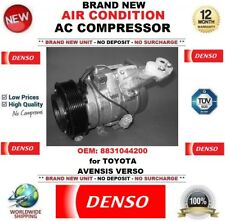 DENSO AIR CONDITIONING AC COMPRESSOR OEM: 8831044200 for TOYOTA AVENSIS VERSO