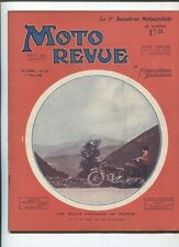 Moto Revue N°364  ; 1 mars 1930  : Harley davidson 1200 cmc / les pistons
