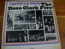 """THE DAVE CLARK FIVE LP """"American Tour"""" in VG- to VG condition"""