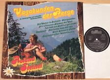 ROLAND STEINEL - Vagabunden der Berge  (INTERCORD 1982 / LP NEUWERTIG)