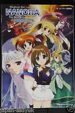 JAPAN manga: Magical Girl Lyrical Nanoha The Movie Comic a la carte