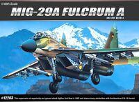 Academy 1/48 Scale Plastic Model Kit MIG-29A FULCRUM A 12263 NIB