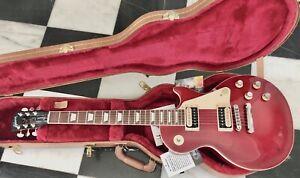 Gibson Les Paul Classic 2021 Translucent Cherry