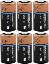 6 Duracell CR2 3v Lithium Photo Batteries DL-CR2