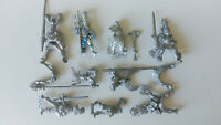 Huge Multi-listing Empire Knights Captain Panther Reiksguard Metal Rare OOP
