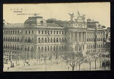 2959.-MADRID -Ministerio de Fomento (Enviada a México 1915)