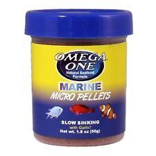 OMEGA One Marine Micro Pellet con Aglio, 1.8 oz. da Omega uno 50g