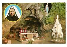 65 - cpsm - PESANTI - La Grotte Miracolosa (C3903)
