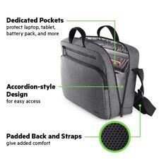 Belkin F8N901 Classic Pro Slim Messenger Bag for 15.6 inch Laptop Mackbook Grey