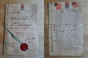 Hong Kong document revenues Straits Settlements 1910fiscal Chan Ping Tsung China