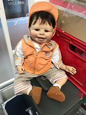 PETRA LECHNER vinile bambola 57 CM. OTTIMO stato