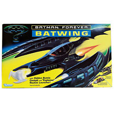 Batman Forever Batwing Bat Wing Vehicle Kenner 64157 1995 - New In Box