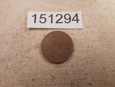 World Coin Sale - 1954 Belgium 20 Centimes Nice Collector Grade - # 151294